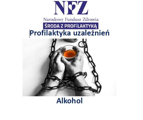 Ilustracja do informacji: Środa z profilaktyką - profilaktyka uzależnień od alkoholu