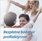 Bezpłane badania profilatyczne