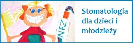 Baner: stomatologia dziecieca