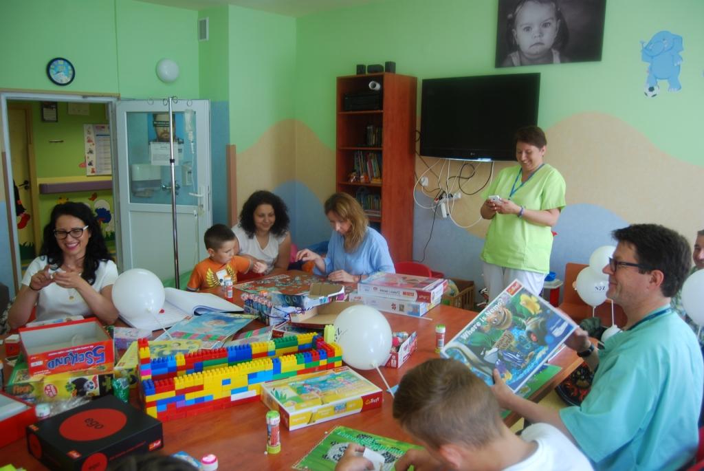 Ilustracja do informacji: Dzień Dziecka z LOW NFZ