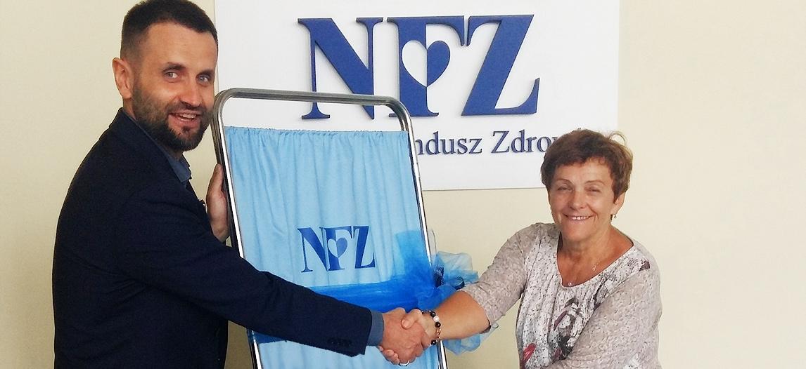 Ilustracja do informacji: LOW NFZ wspiera Amazonki