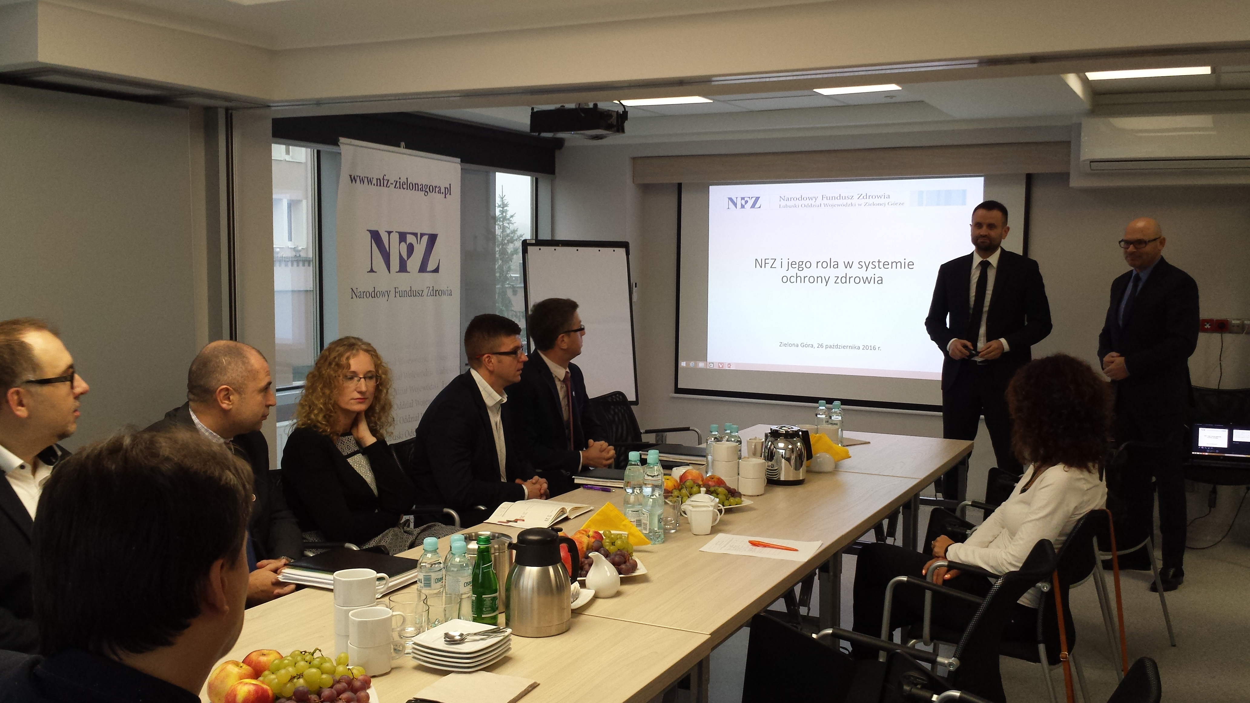 Ilustracja do informacji: Szkolenie dla prokuratorów w LOW NFZ