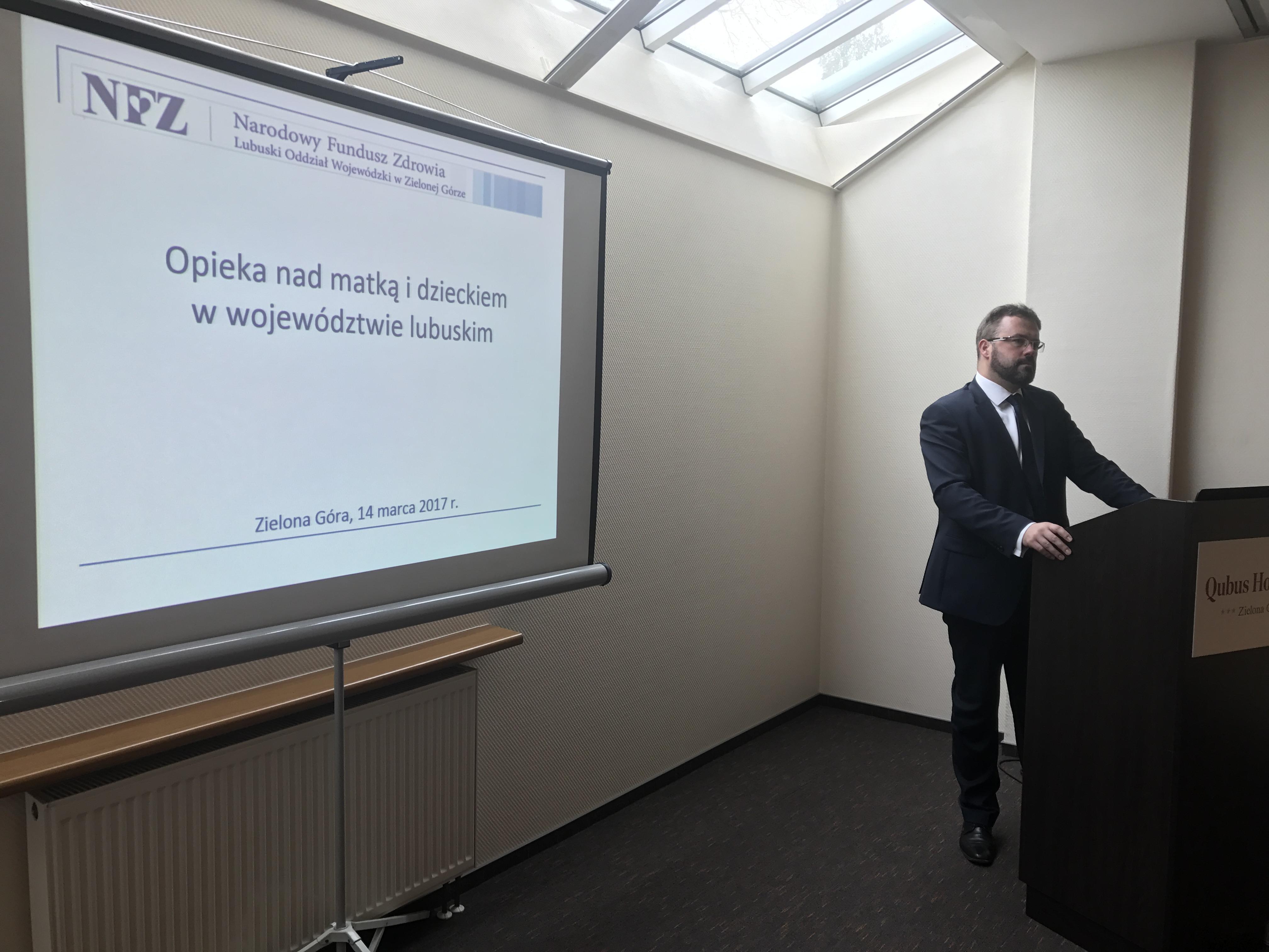 Ilustracja do informacji: Koordynowana opieka nad kobietą w ciąży w województwie lubuskim