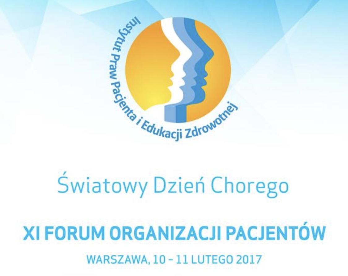 Ilustracja do informacji: LOW NFZ na XII Forum Organizacji Pacjentów