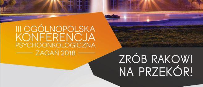Ilustracja do informacji: III Ogólnopolska Konferencja Psychoonkologiczna pod patronatem Lubuskiego Oddziału Wojewódzkiego NFZ