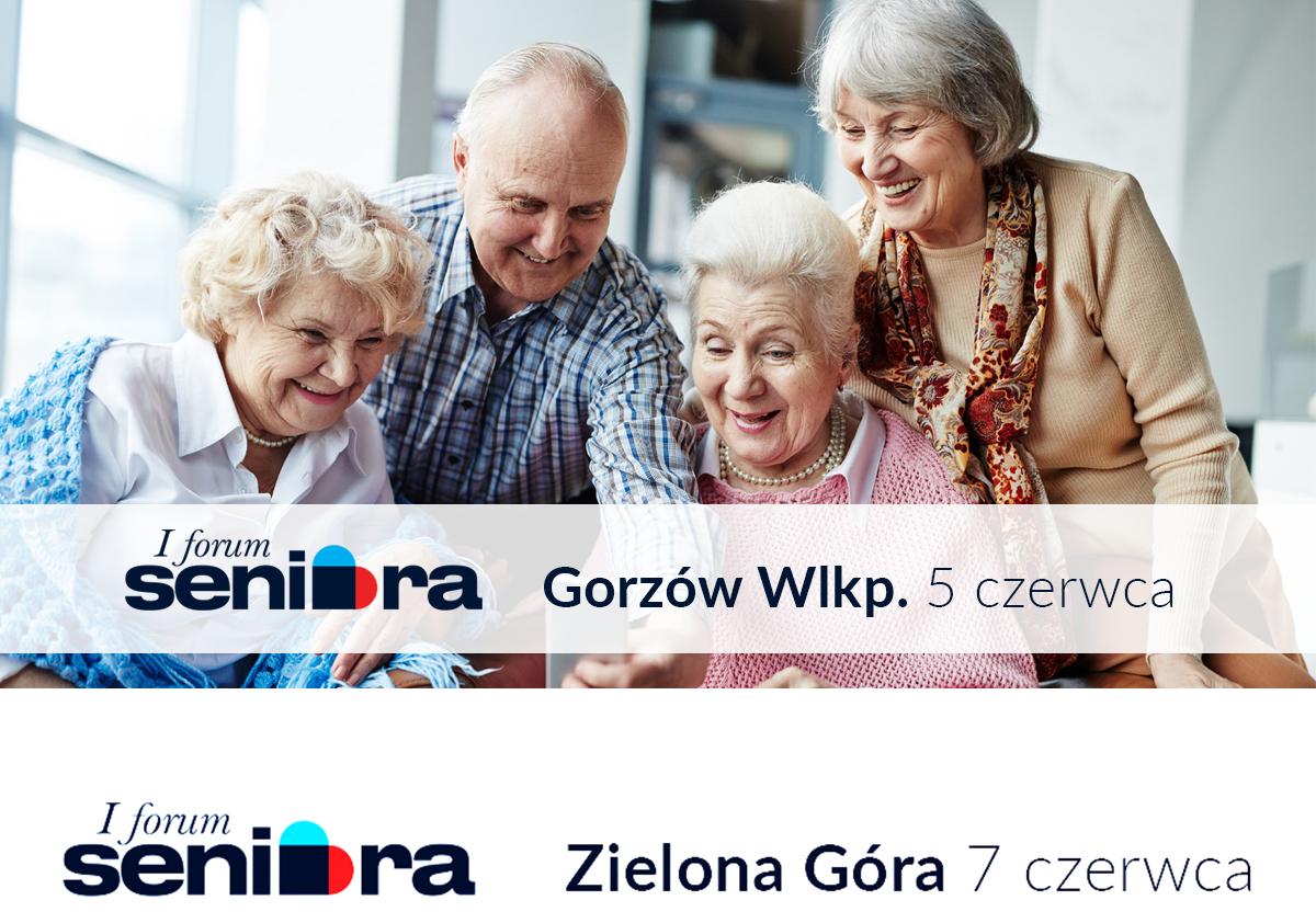 Ilustracja do informacji: LOW NFZ na I Forum Seniora