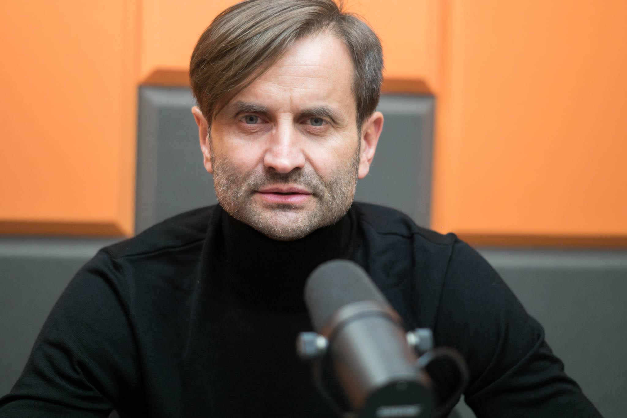 Ilustracja do informacji: Piotr Bromber, Dyrektor LOW NFZ był gościem Radia Index