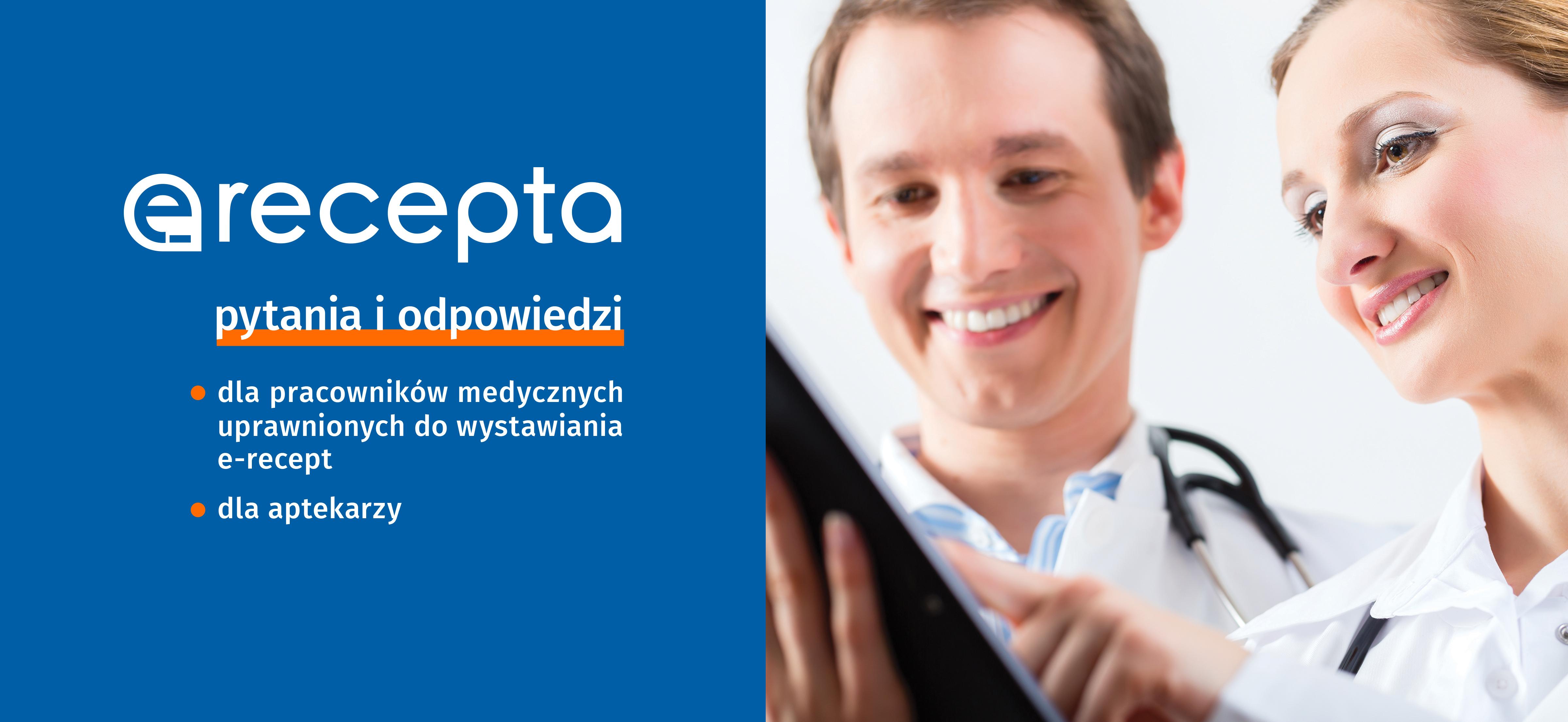 Ilustracja do informacji: e-recepta