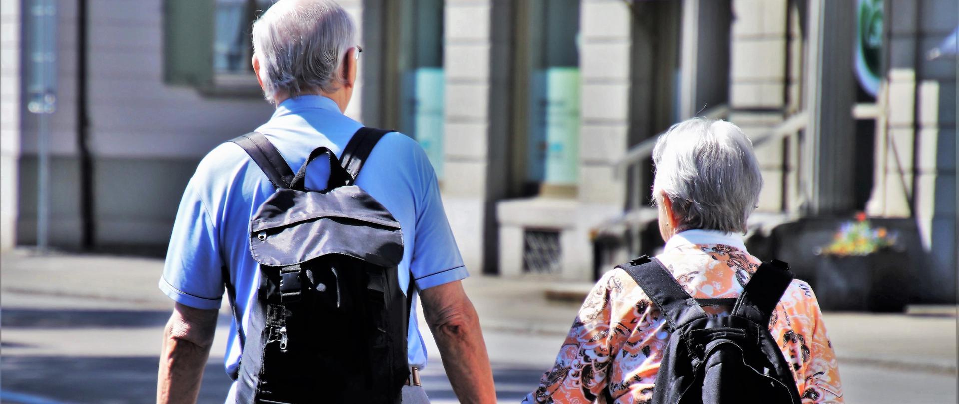 Ilustracja do informacji: Aktywizowanie osób starszych