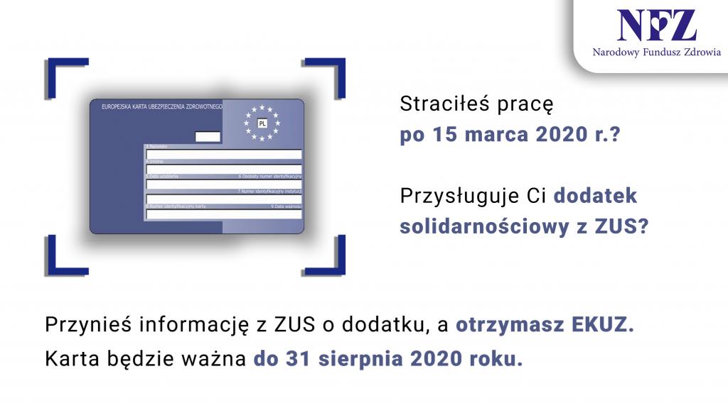 Ilustracja do informacji: EKUZ na podstawie dodatku solidarnościowego