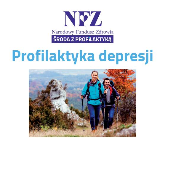 Ilustracja do informacji: Środa z profilaktyką - profilaktyka depresji