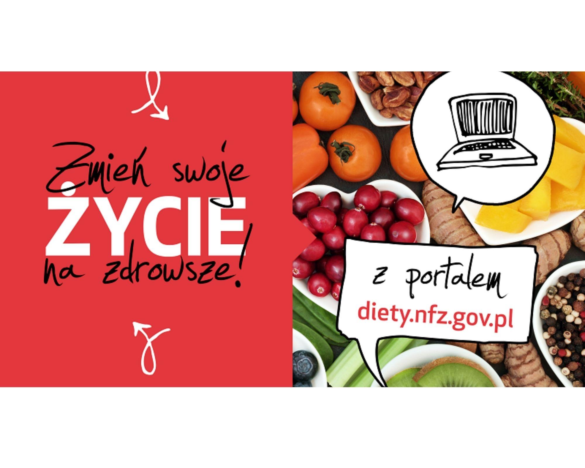 Ilustracja do informacji: Zmień swoją dietę na ZDROWSZĄ - kompletny plan żywieniowy na 28 dni SPRAWDŹ