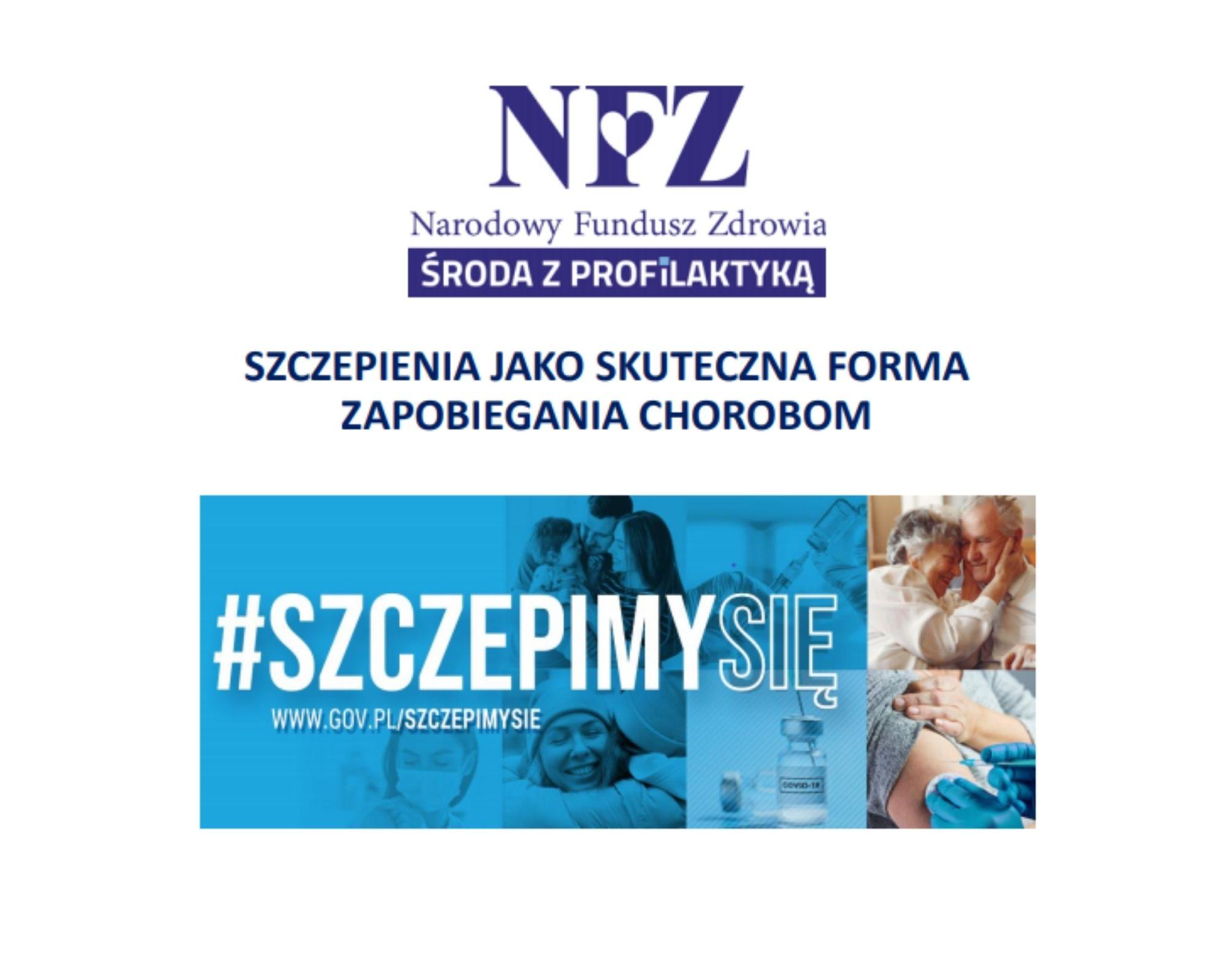 Ilustracja do informacji: Środa z profilaktyką - Szczepienia jako skuteczna forma zapobiegania chorobom