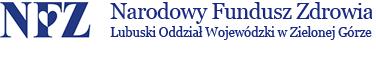 Logo: NFZ Zielona Góra